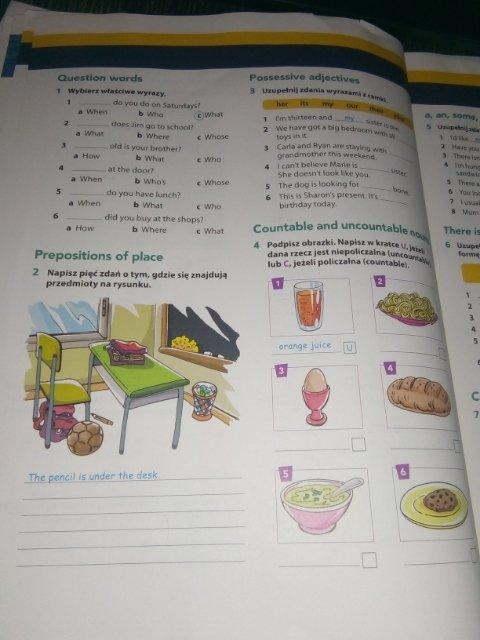 Proszę o pomoc z zadaniami z języka angielskiego wszystkimi ze zdjęć. Pilnie proszę o pomoc. - załącznik 2