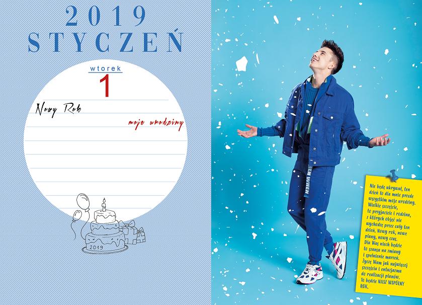 Optymistyczny kalendarz