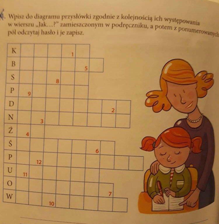Zadanie W Załączniku Pytanie Wiersze Język Polski