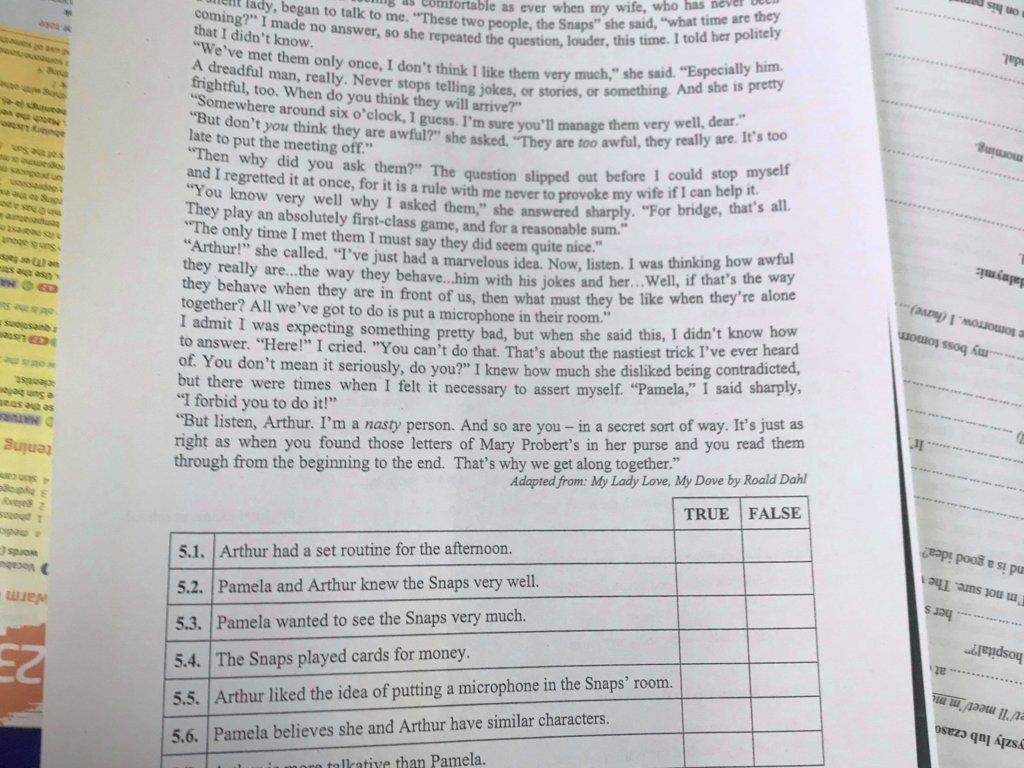 TEST ANGIELSKI CZASY MODALNE - załącznik 1