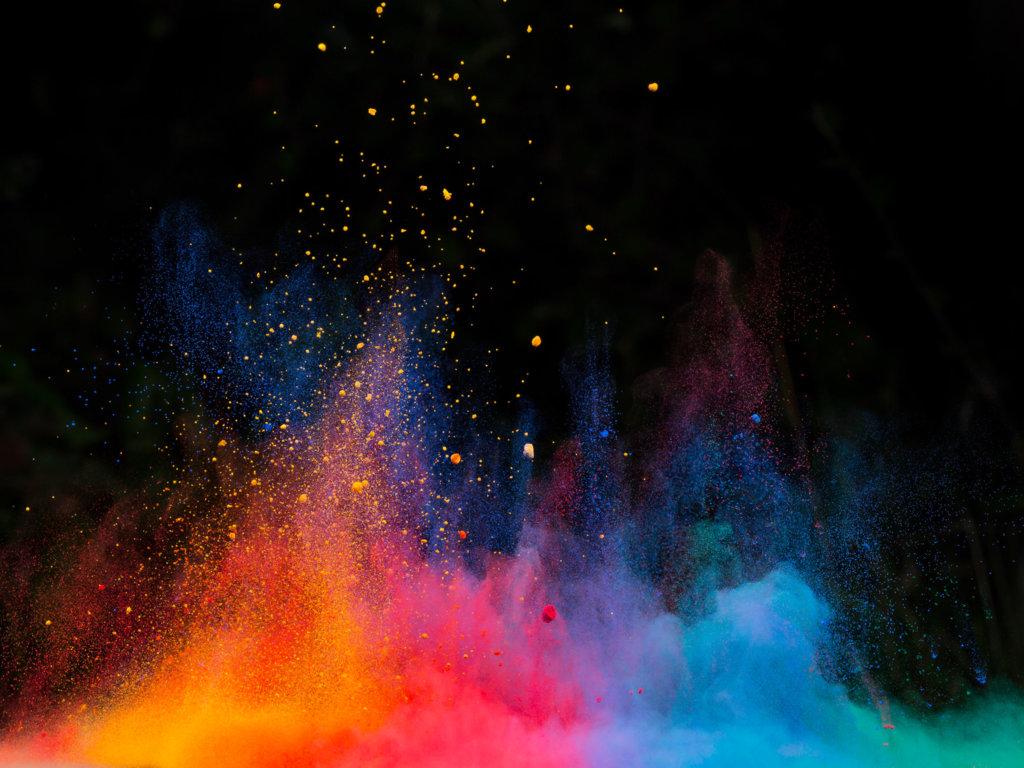 Ciekawostki geograficzne: Magiczne kolory natury