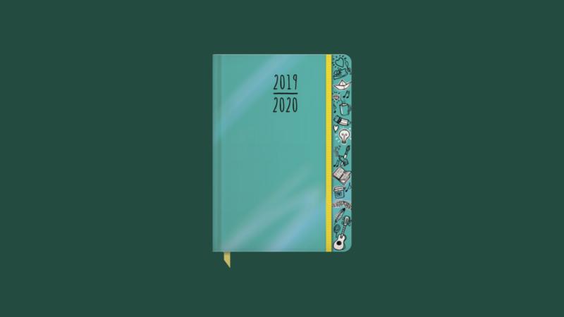 Terminarz wyjątkowej dziewczyny 2019/2020