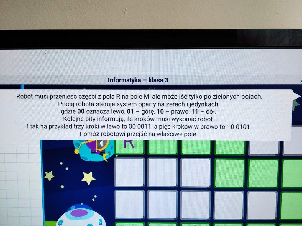 Informatyka klasa 3 szkoła podstawowa - załącznik 1