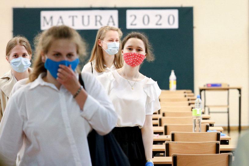 Matura 2020 - arkusze i odpowiedzi