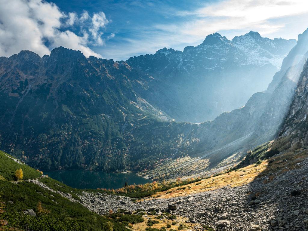 Wakacje w Polsce: Ciekawostki o polskich górach