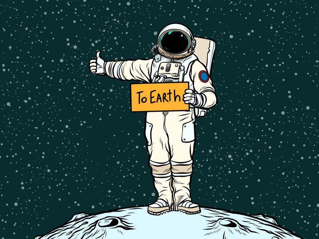 Koncepcje kosmiczne: Winda do nieba